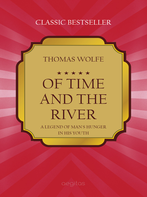 Title details for Of Time and the River by Thomas Wolfe - Available