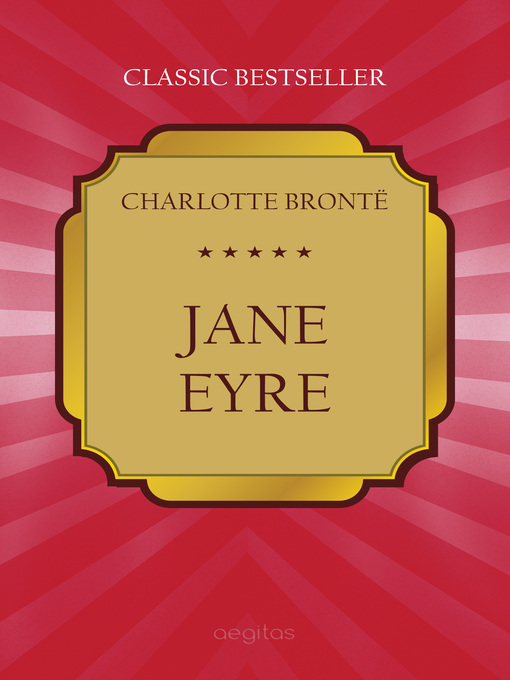 Title details for Jane Eyre by Charlotte Brontë - Wait list