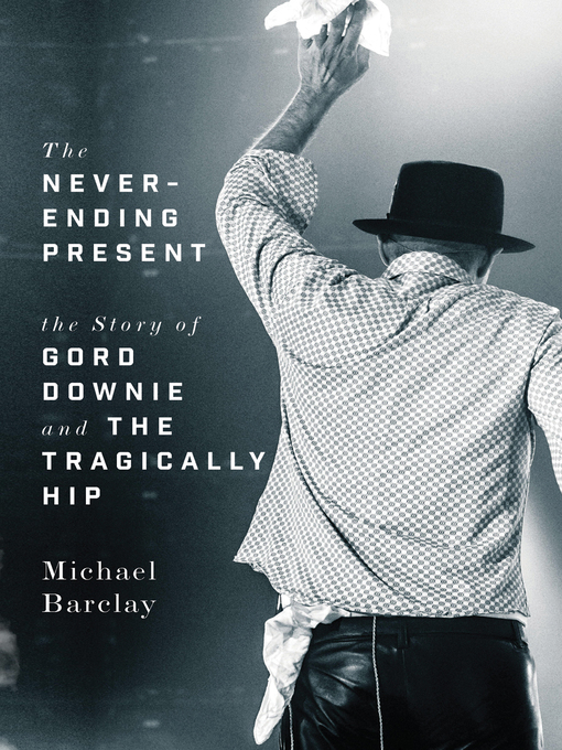 Title details for The Never-Ending Present by Michael Barclay - Wait list