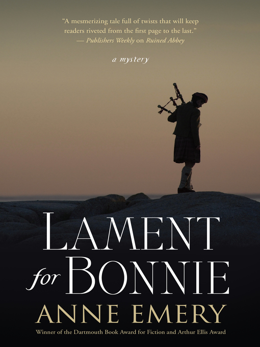 Title details for Lament for Bonnie by Anne Emery - Available