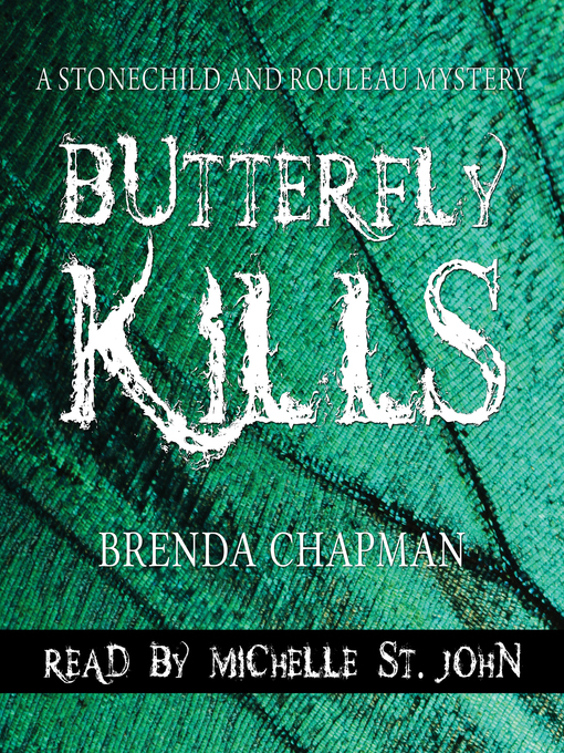 Title details for Butterfly Kills by Brenda Chapman - Available