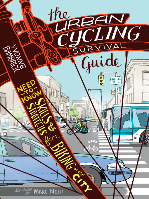 Title details for Urban Cycling Survival Guide by Yvonne Bambrick - Wait list