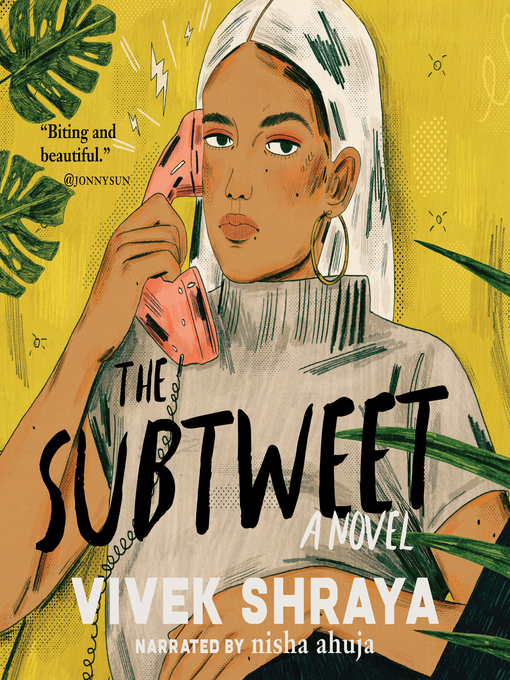 Title details for The Subtweet by Vivek Shraya - Available