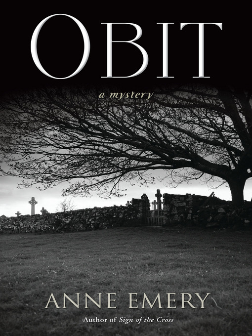 Title details for Obit by Anne Emery - Wait list
