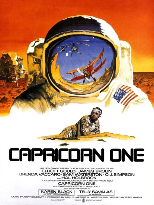 Title details for Capricorn One by Peter Hyams - Available