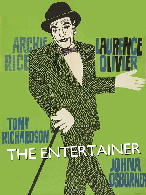 Title details for The Entertainer by Tony Richardson - Available