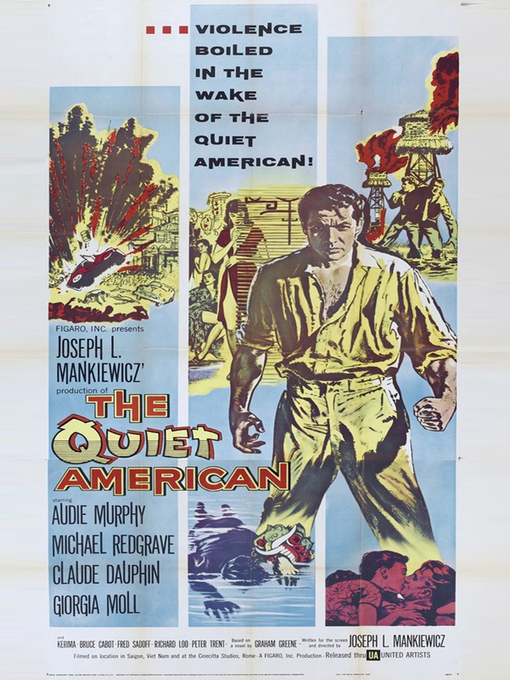 Title details for The Quiet American by Joseph L. Mankiewicz - Available