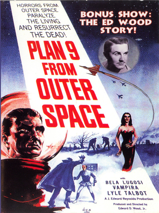 Cover of Plan 9 from Outer Space