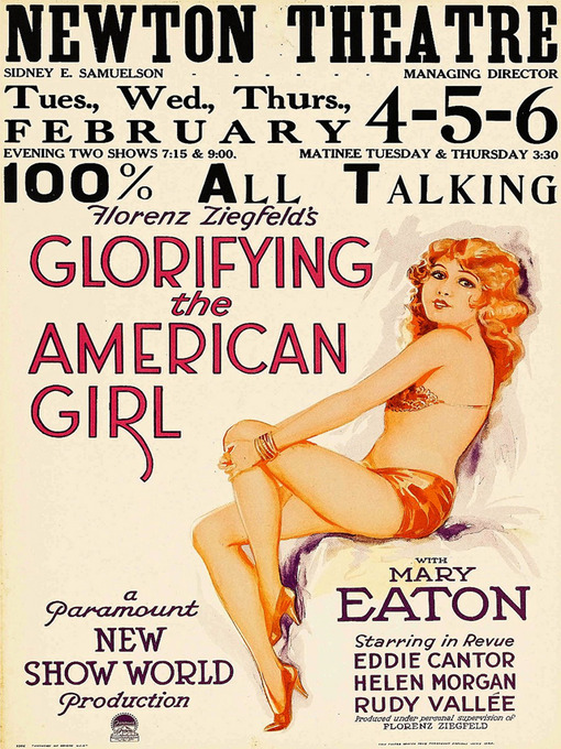 Title details for Glorifying the American Girl by Millard Webb - Wait list
