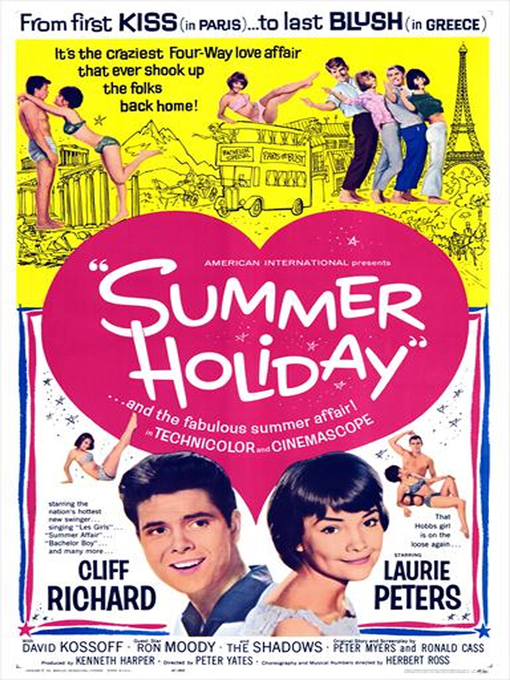 Title details for Summer Holiday by Peter Yates - Available