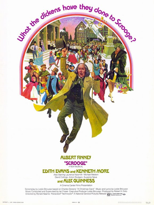 Title details for Scrooge (1970) by Ronald Neame - Available
