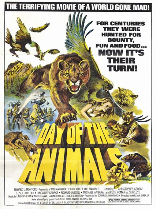 Title details for Day of the Animals by William Girdler - Available