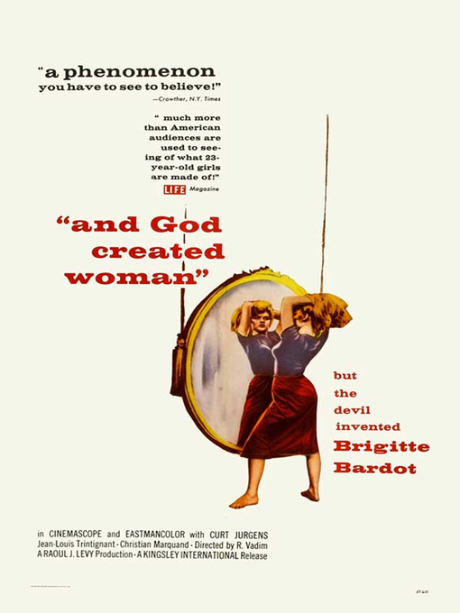 Title details for And God Created Woman by Roger Vadim - Available