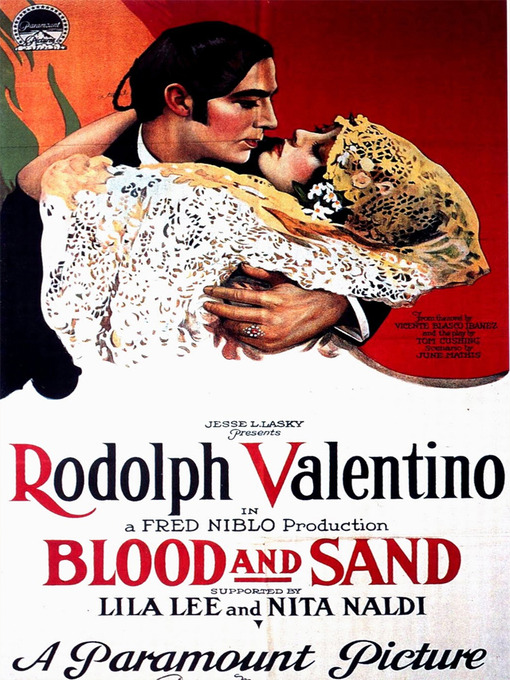 Title details for Blood and Sand by Fred Niblo - Available