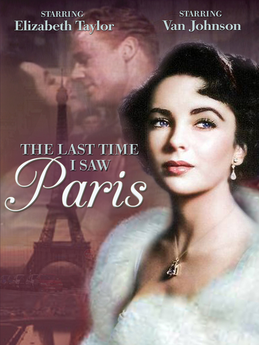 Title details for The Last Time I Saw Paris by Richard Brooks - Available
