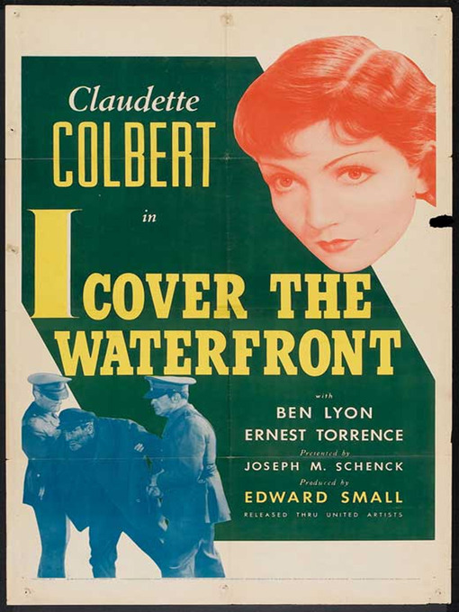 Title details for I Cover the Waterfront by James Cruze - Available