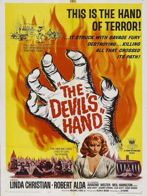 Title details for The Devil's Hand by William J. Hole, Jr. - Available