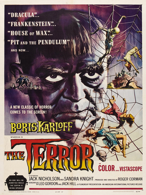 Title details for The Terror by Roger Corman - Available