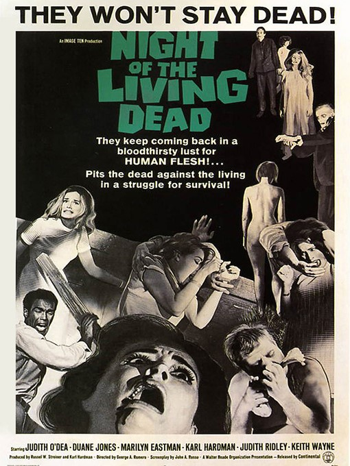 Cover of Night of the Living Dead