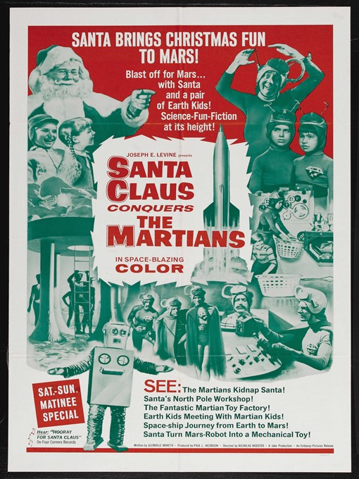Title details for Santa Claus Conquers the Martians by Nicholas Webster - Available