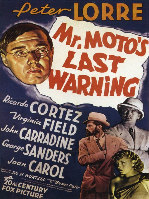Title details for Mr. Moto's Last Warning by Norman Foster - Available