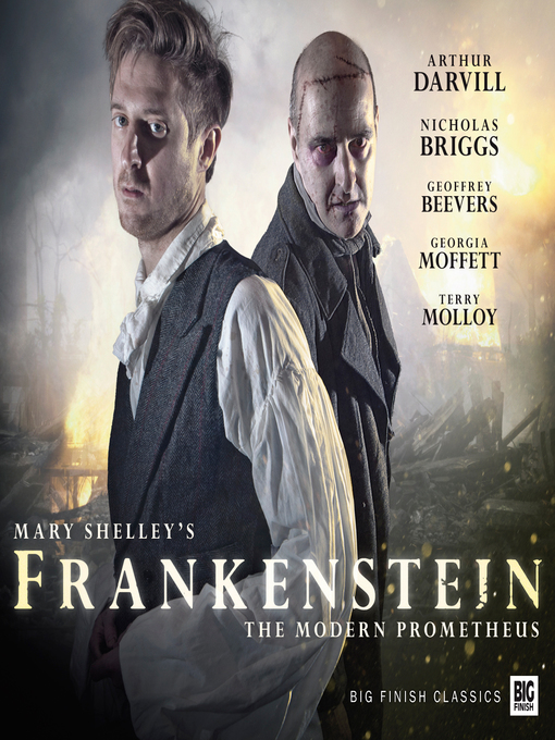 Title details for Frankenstein by Jonathan Barnes - Available