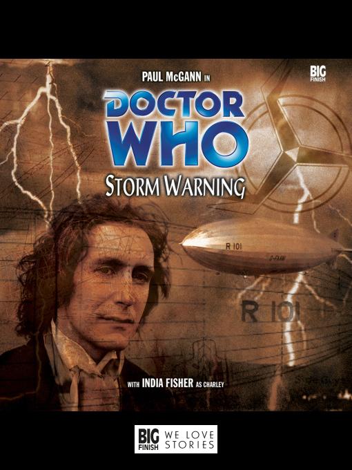 Title details for Storm Warning by Alan Barnes - Wait list