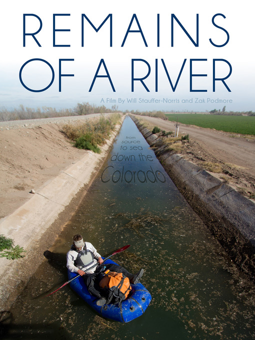 Cover of Remains of a River