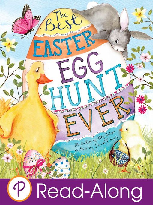 Title details for The Best Easter Egg Hunt Ever! by Dawn Casey - Available