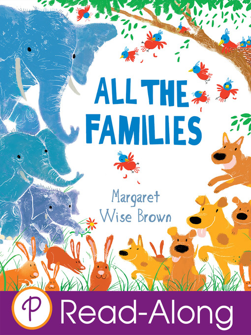 Title details for All the Families by Margaret Wise Brown - Wait list
