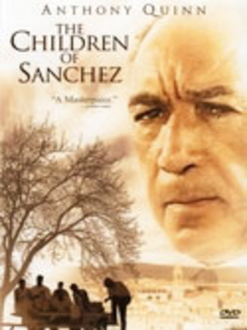 Cover of The Children of Sanchez