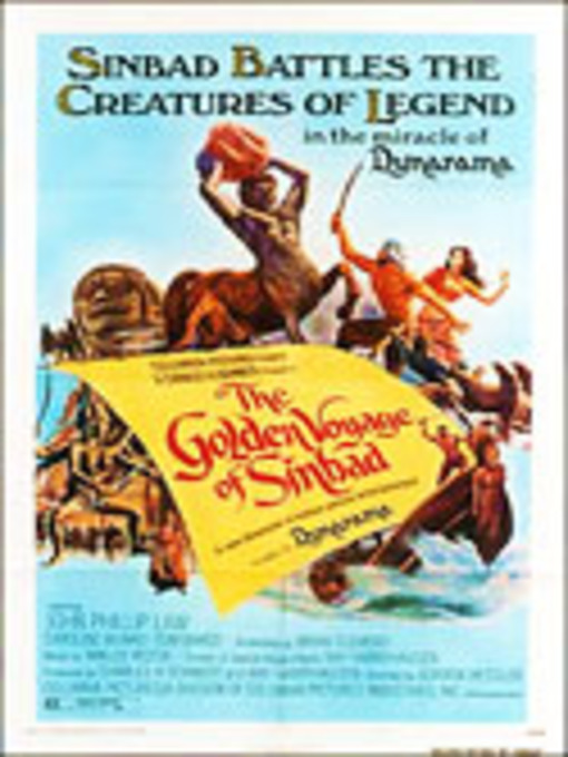 Title details for The Golden Voyage of Sinbad by Blue Wave - Available