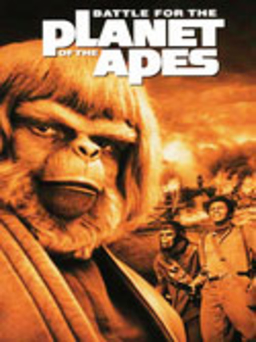 Cover of Battle for the Planet of the Apes