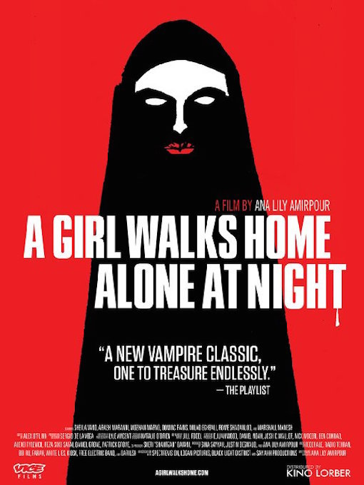Title details for A Girl Walks Home Alone at Night by Ana Lily Amirpour - Available