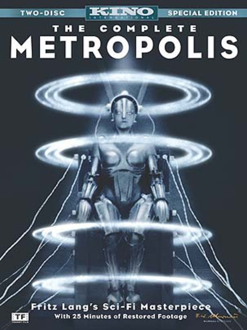 Cover of The Complete Metropolis