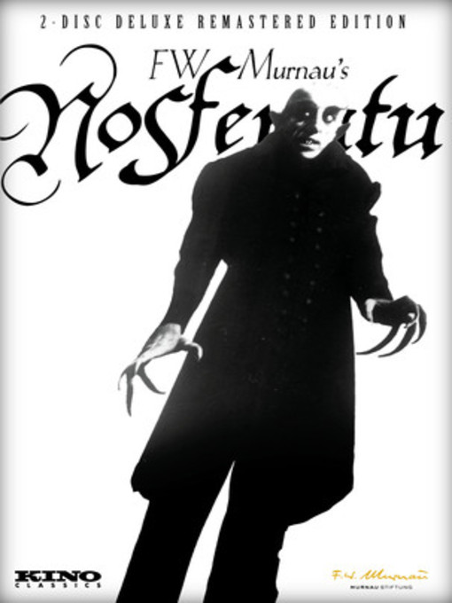 Title details for Nosferatu by F. W. Murnau - Available