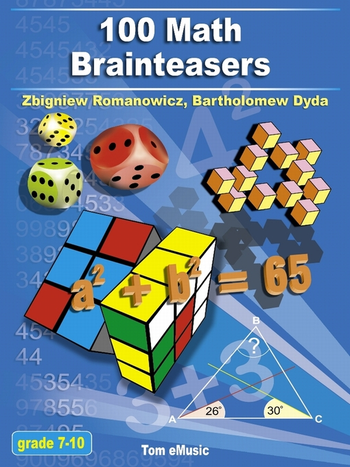 Title details for 100 Math Brainteasers by Zbigniew Romanowicz - Available