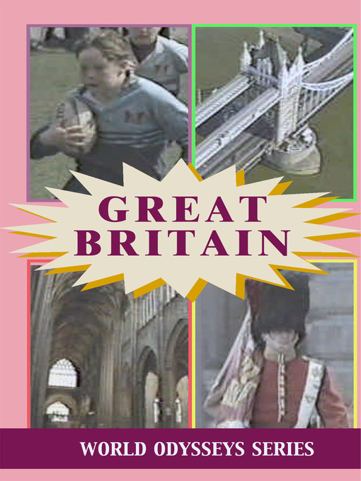 Title details for World Odysseys, Great Britain by Film Ideas - Wait list