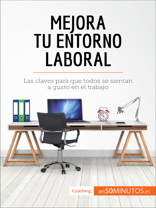 Title details for Mejora tu entorno laboral by 50MINUTOS.ES - Available