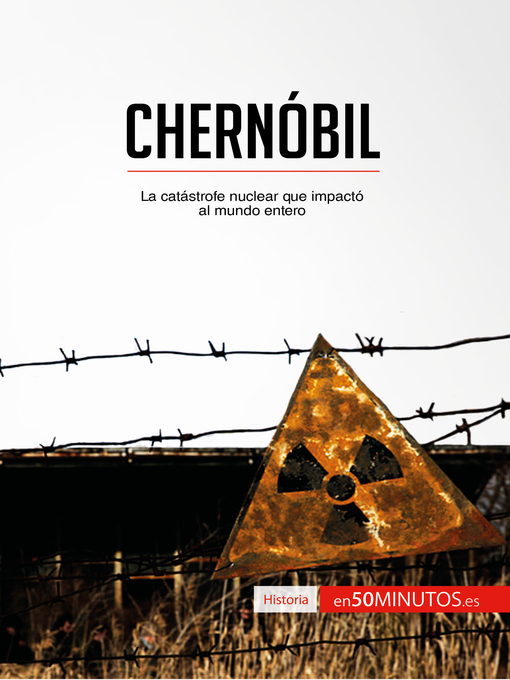 Title details for Chernóbil by 50MINUTOS.ES - Available