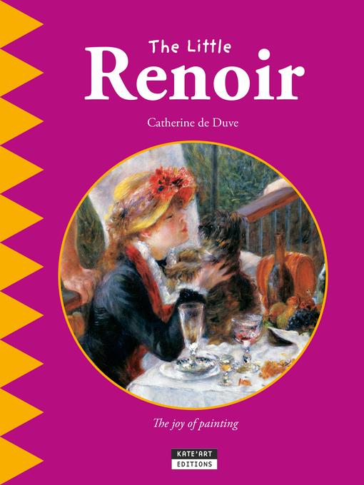 Title details for The Little Renoir by Catherine de Duve - Wait list