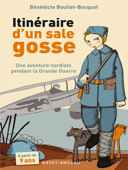 Cover of Itinéraire d'un sale gosse