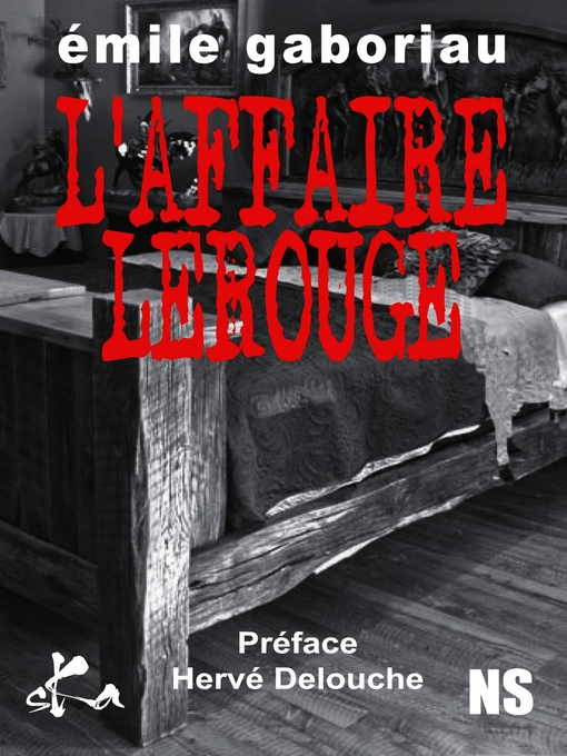 תמונה של  L'affaire Lerouge