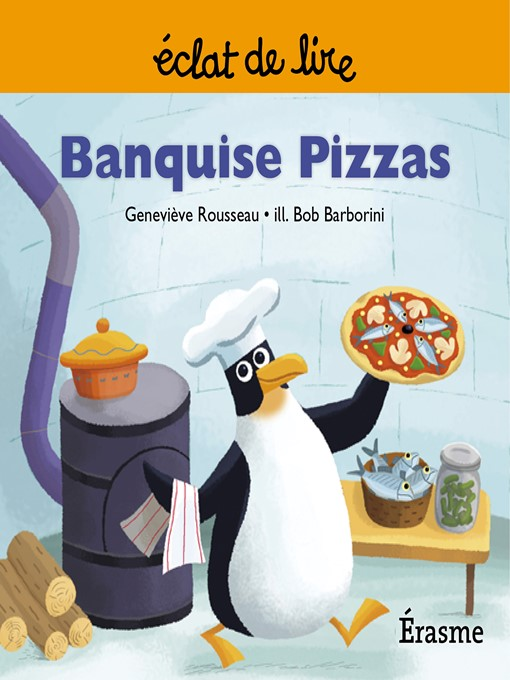 Cover of Banquise Pizzas