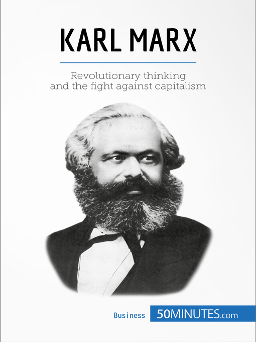an examination of the life and theories of karl marx Karl marx and friederich engels wrote the communist manifesto 150 years ago in this article we look at the basic theoretical position that marx developed any analysis of society and its problems must, according to marx, start in an examination of its processes of production.