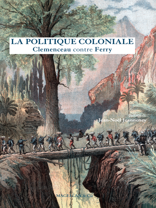 Title details for La Politique coloniale by Georges Clemenceau - Available