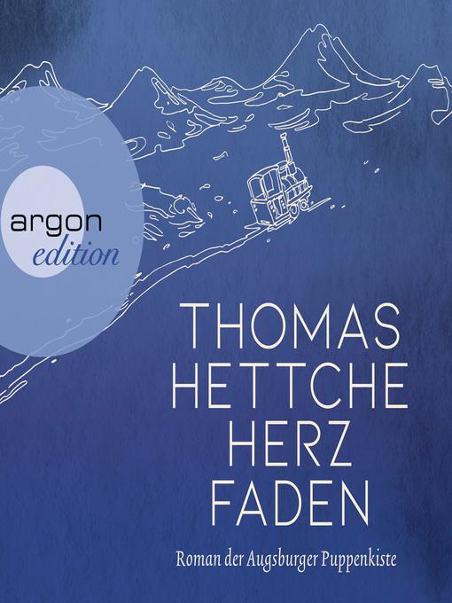 Title details for Herzfaden. Roman der Augsburger Puppenkiste by Thomas Hettche - Available