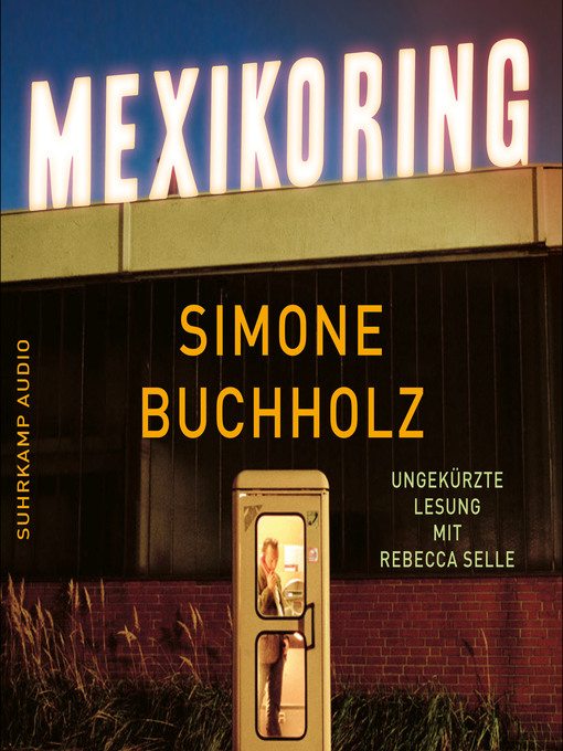 Title details for Mexikoring by Simone Buchholz - Wait list