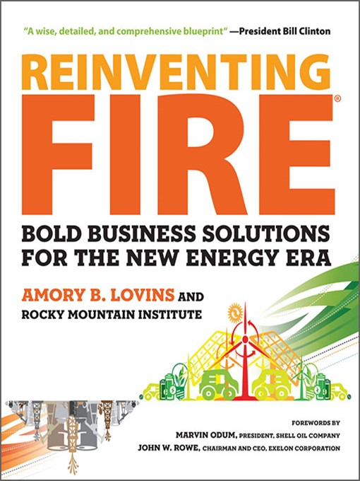 Cover: Reinventing Fire
