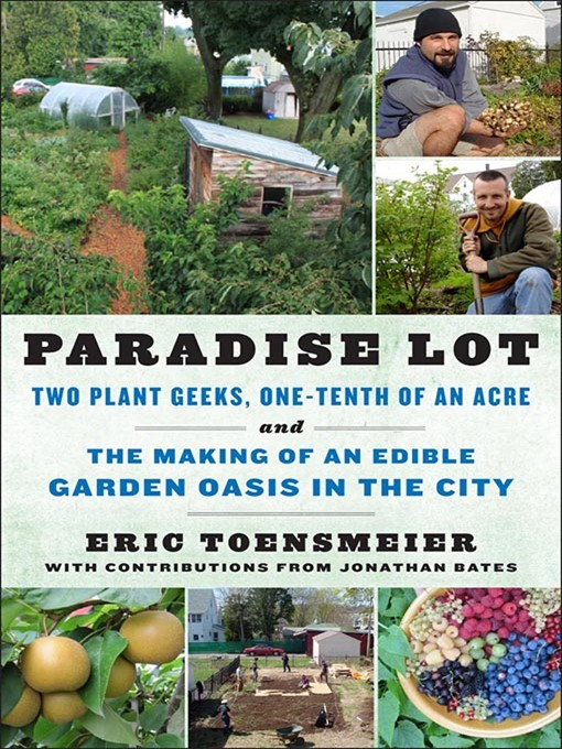 Title details for Paradise Lot by Eric Toensmeier - Available